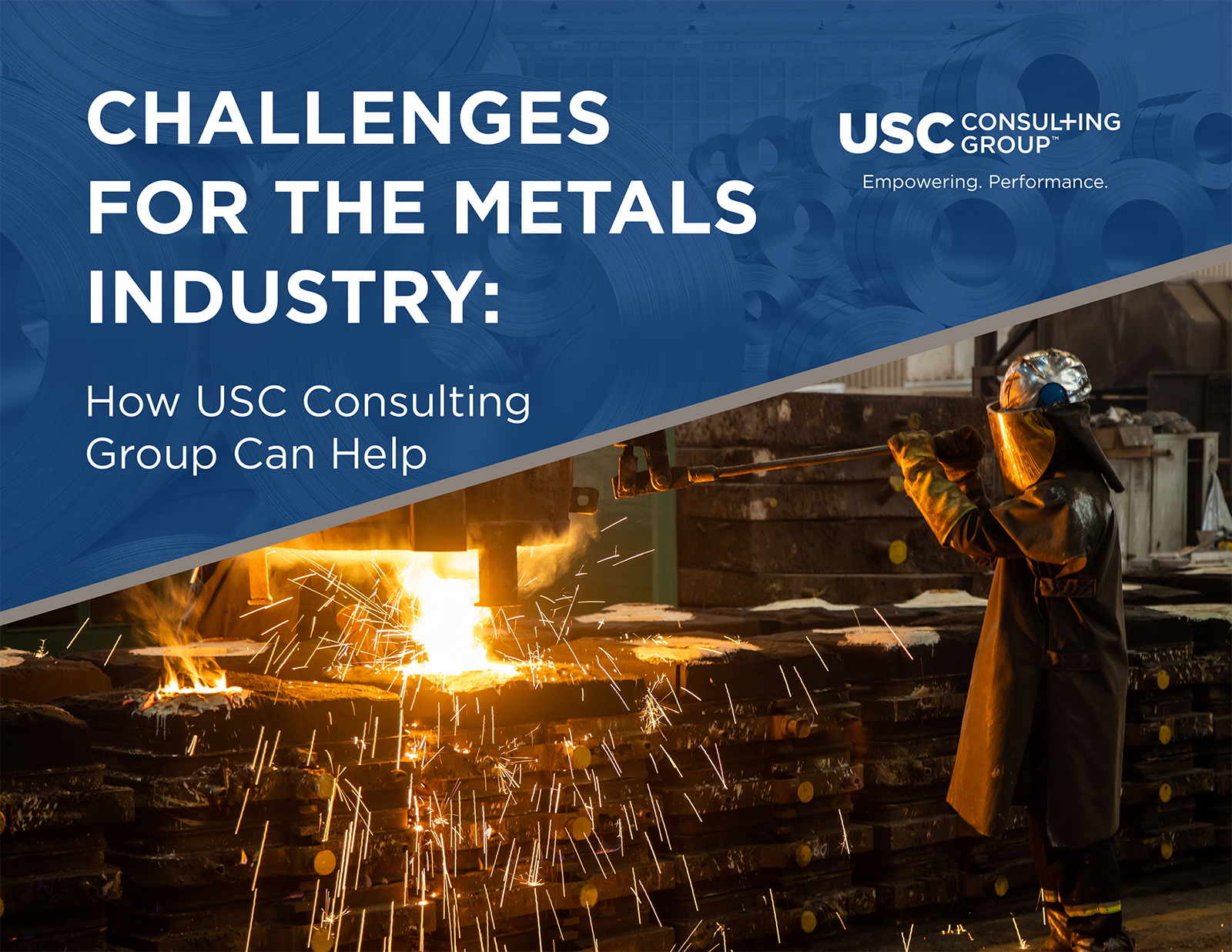 Challenges for the Metals Industry eBook Cover